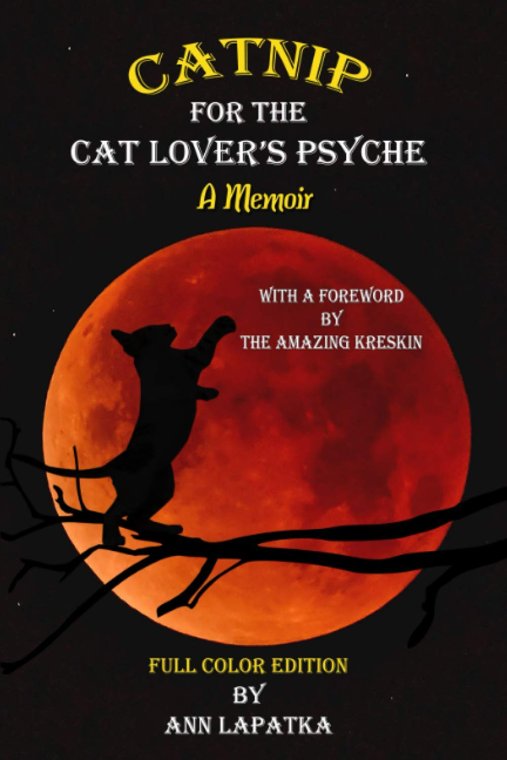 Catnip for the Cat Lover's Psyche