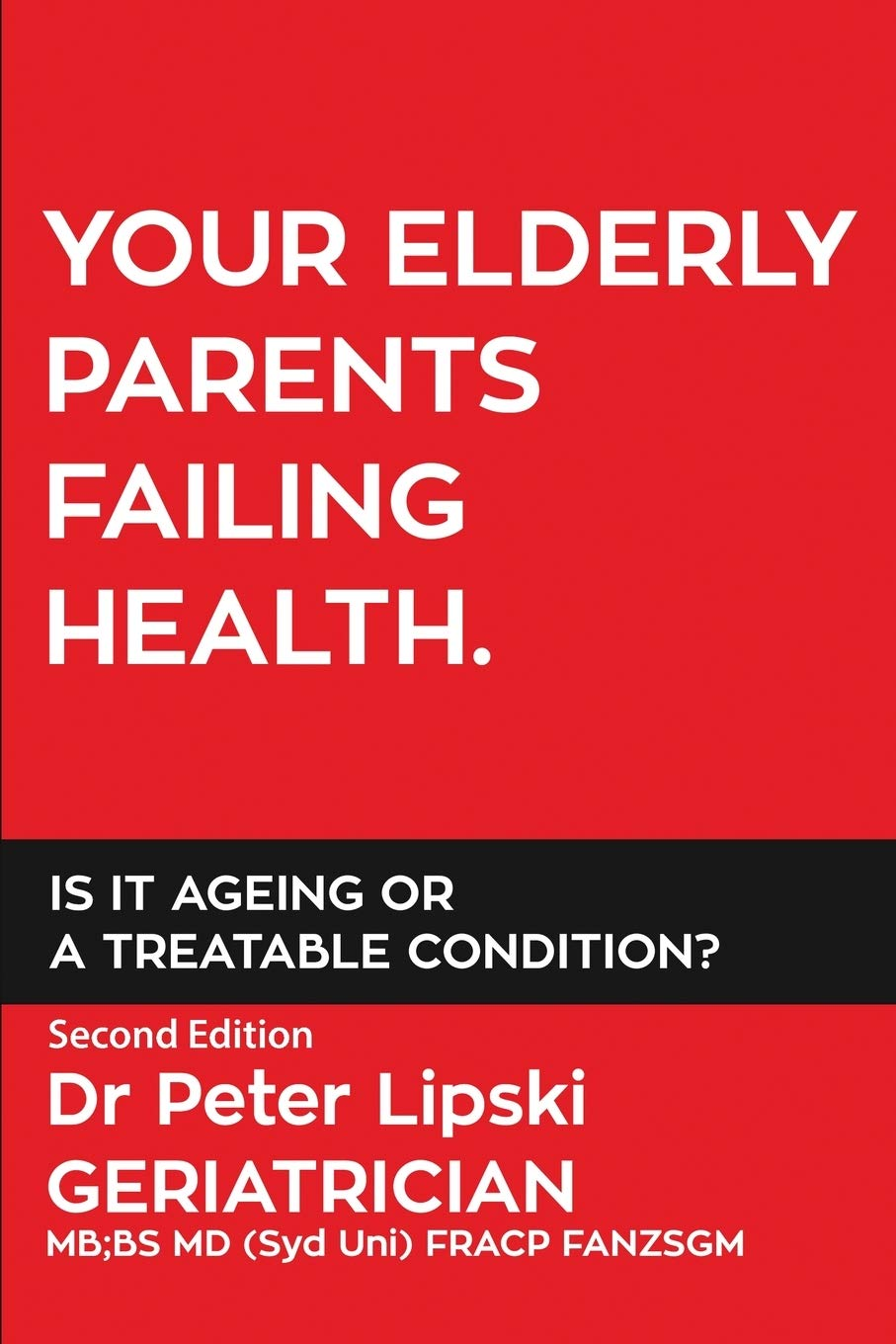 Your Elderly Parents Failing Health