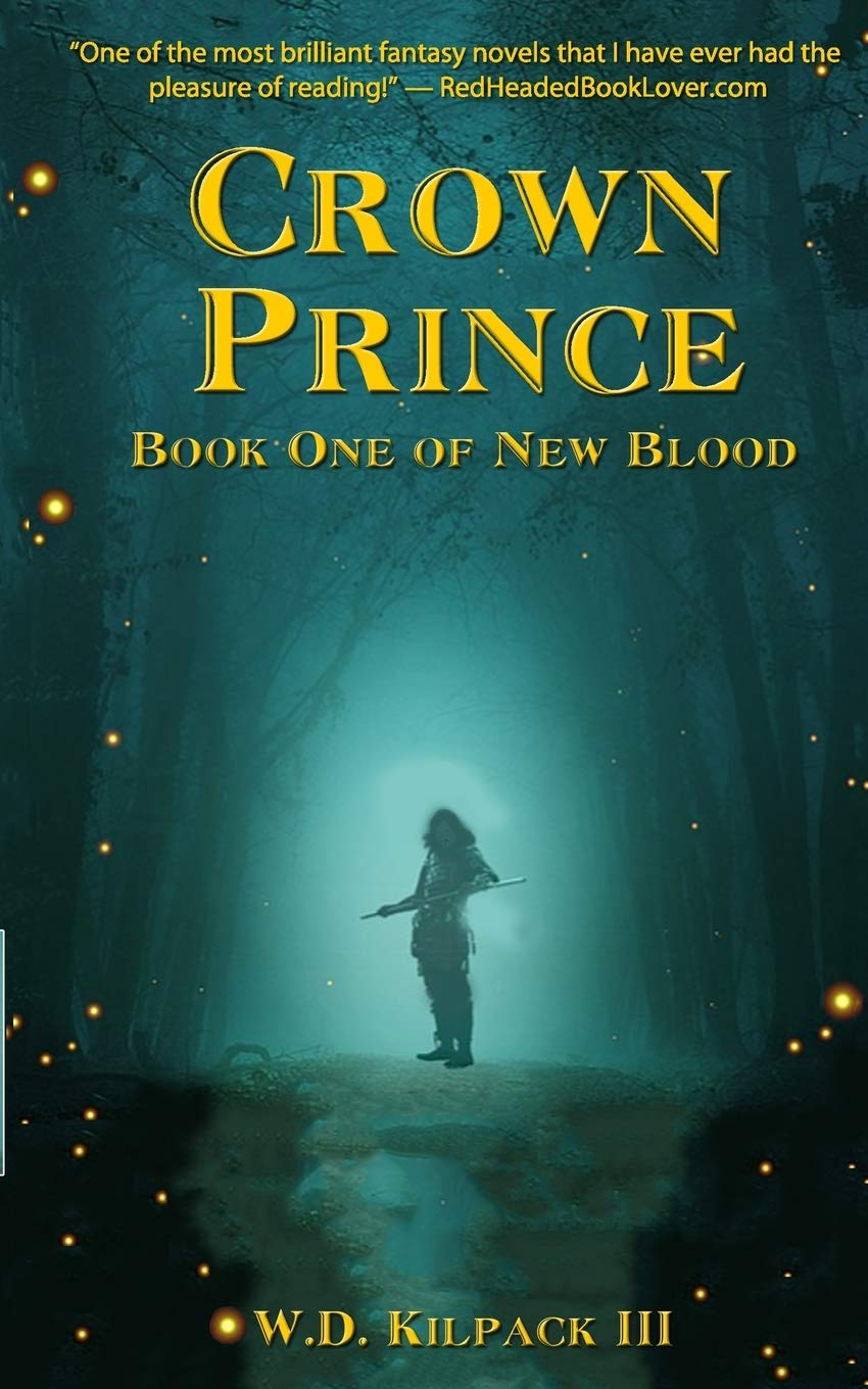 Crown Prince: Book One of New Blood