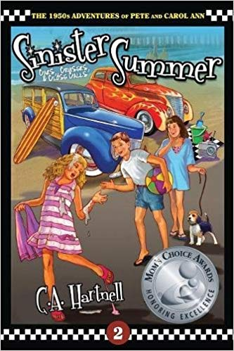 Sinister Summer: Cars, Cruisers, and Close Calls